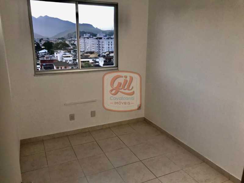695b73fe-f650-40ad-bb82-9a2806 - Cobertura 2 quartos à venda Taquara, Rio de Janeiro - R$ 350.000 - CB0239 - 9
