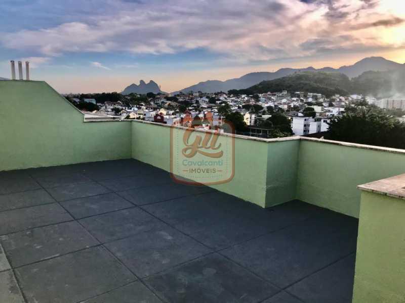 ea6d12b7-8dbc-41b2-82fe-809a80 - Cobertura 2 quartos à venda Taquara, Rio de Janeiro - R$ 350.000 - CB0239 - 14