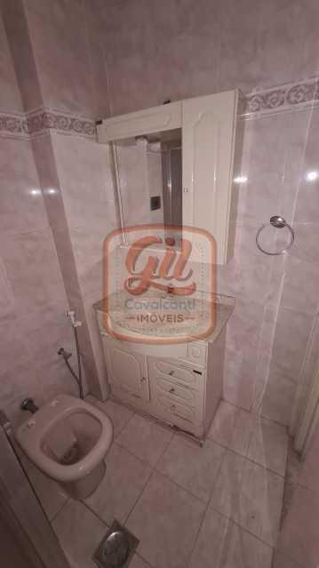 banheiro01 - Apartamento 2 quartos à venda Cascadura, Rio de Janeiro - R$ 165.000 - AP2118 - 16