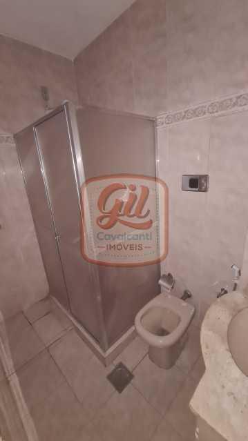 banheiro02 - Apartamento 2 quartos à venda Cascadura, Rio de Janeiro - R$ 165.000 - AP2118 - 17