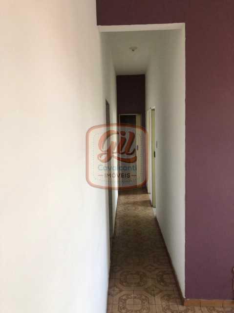 corredor - Apartamento 2 quartos à venda Cascadura, Rio de Janeiro - R$ 165.000 - AP2118 - 10