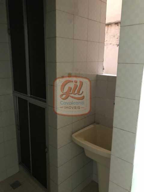 cozinha01 - Apartamento 2 quartos à venda Cascadura, Rio de Janeiro - R$ 165.000 - AP2118 - 12
