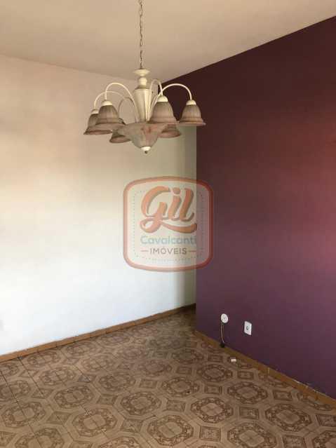sala01 - Apartamento 2 quartos à venda Cascadura, Rio de Janeiro - R$ 165.000 - AP2118 - 8