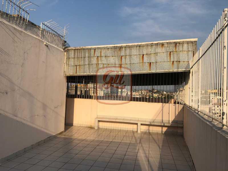 terraço02 - Apartamento 2 quartos à venda Cascadura, Rio de Janeiro - R$ 165.000 - AP2118 - 19