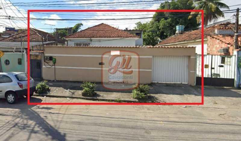 Rua livio Barreto, 286 2 - Casa 4 quartos à venda Tanque, Rio de Janeiro - R$ 425.000 - CS2552 - 1