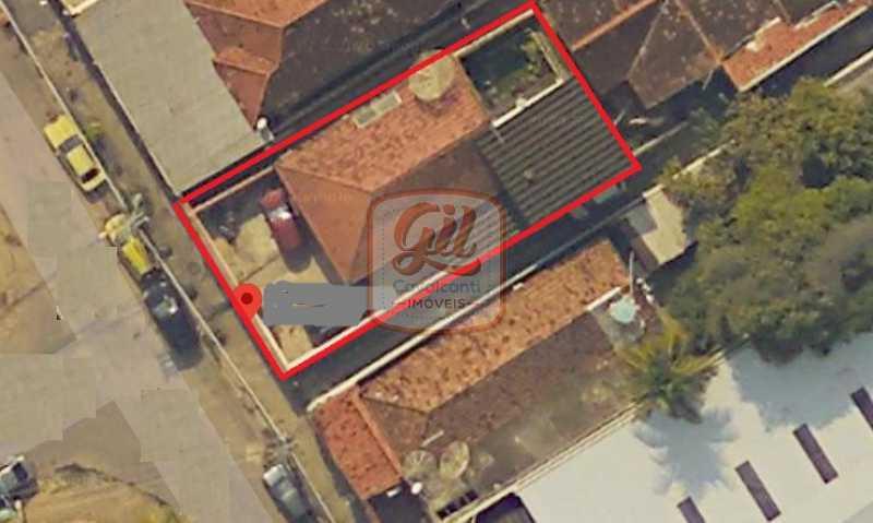 Rua livio Barreto, 286 - Casa 4 quartos à venda Tanque, Rio de Janeiro - R$ 425.000 - CS2552 - 3