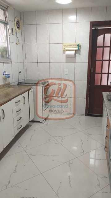 Livio Barreto 2 - Casa 4 quartos à venda Tanque, Rio de Janeiro - R$ 425.000 - CS2552 - 9