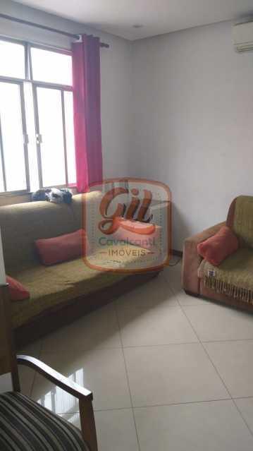 Livio Barreto 7 - Casa 4 quartos à venda Tanque, Rio de Janeiro - R$ 425.000 - CS2552 - 6
