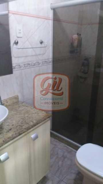 Livio Barreto 10 - Casa 4 quartos à venda Tanque, Rio de Janeiro - R$ 425.000 - CS2552 - 16