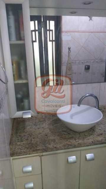 Livio Barreto 11 - Casa 4 quartos à venda Tanque, Rio de Janeiro - R$ 425.000 - CS2552 - 12
