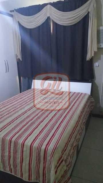 Livio Barreto 17 - Casa 4 quartos à venda Tanque, Rio de Janeiro - R$ 425.000 - CS2552 - 13