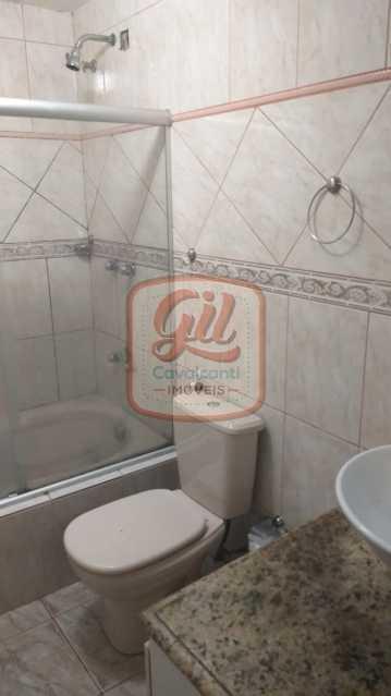 Livio Barreto 18 - Casa 4 quartos à venda Tanque, Rio de Janeiro - R$ 425.000 - CS2552 - 11