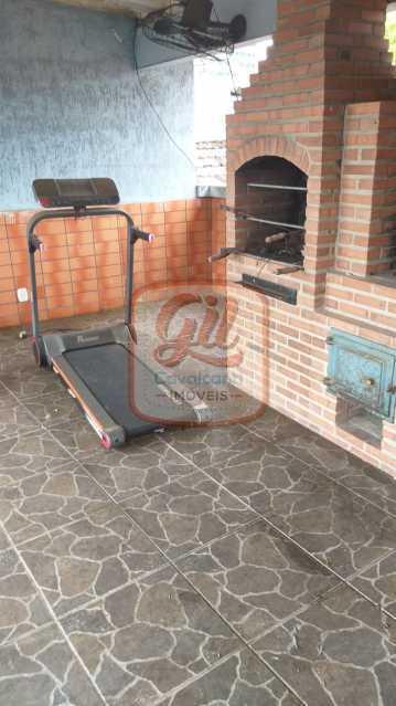 Livio Barreto 20 - Casa 4 quartos à venda Tanque, Rio de Janeiro - R$ 425.000 - CS2552 - 19