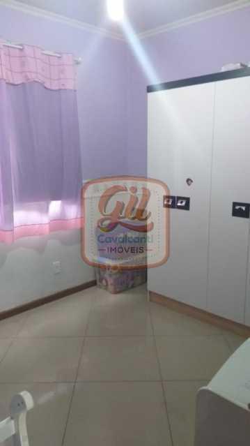 Livio Barreto 21 - Casa 4 quartos à venda Tanque, Rio de Janeiro - R$ 425.000 - CS2552 - 15