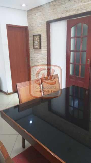 Livio Barreto 23 - Casa 4 quartos à venda Tanque, Rio de Janeiro - R$ 425.000 - CS2552 - 8