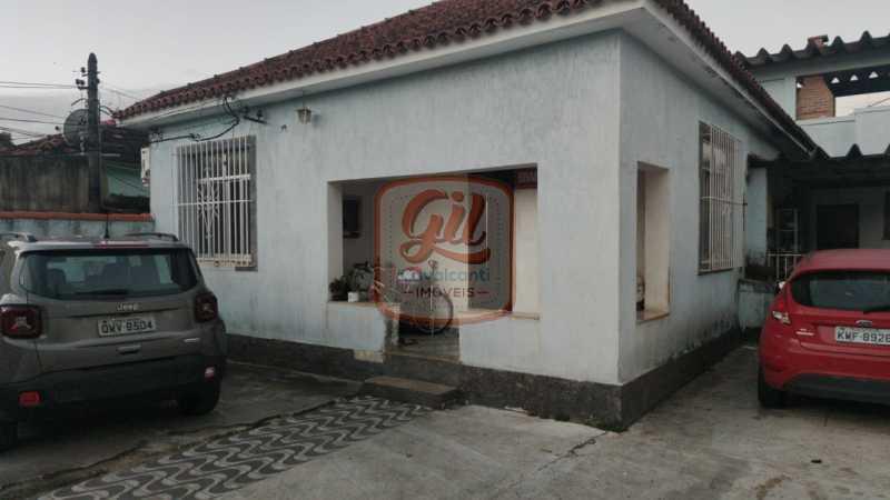 Livio Barreto 27 - Casa 4 quartos à venda Tanque, Rio de Janeiro - R$ 425.000 - CS2552 - 4