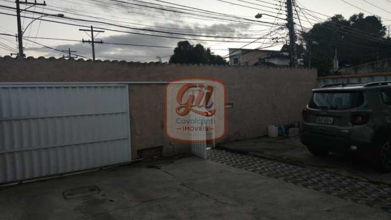 Livio Barreto 28 - Casa 4 quartos à venda Tanque, Rio de Janeiro - R$ 425.000 - CS2552 - 20