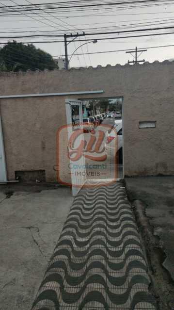 Livio Barreto 29 - Casa 4 quartos à venda Tanque, Rio de Janeiro - R$ 425.000 - CS2552 - 21