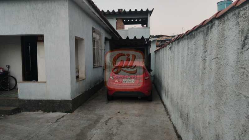 Livio Barreto 30 - Casa 4 quartos à venda Tanque, Rio de Janeiro - R$ 425.000 - CS2552 - 5