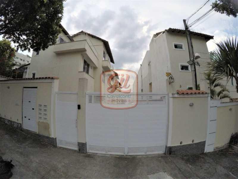 4f0b5558-9f16-48a4-ab45-1e0b83 - Casa em Condomínio 3 quartos à venda Pechincha, Rio de Janeiro - R$ 500.000 - CS2555 - 27