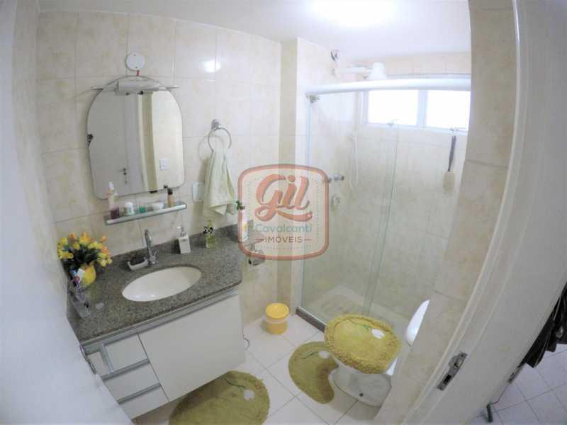 5db6c799-e19a-4cf4-9dd7-729418 - Casa em Condomínio 3 quartos à venda Pechincha, Rio de Janeiro - R$ 500.000 - CS2555 - 14