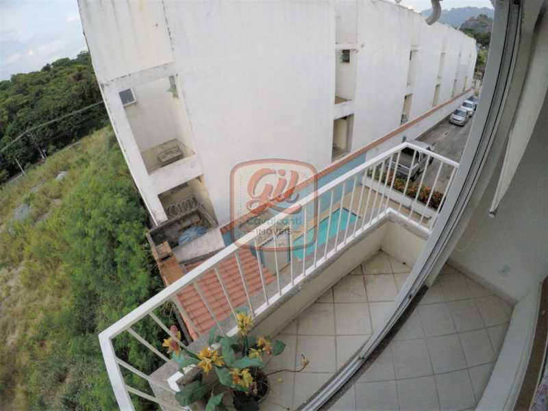 7dcb8bb2-62da-43b3-a134-aeb97e - Casa em Condomínio 3 quartos à venda Pechincha, Rio de Janeiro - R$ 500.000 - CS2555 - 21
