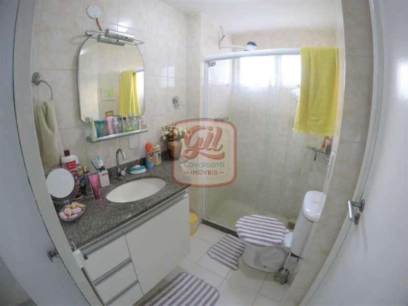 8b701bcb-cefc-4bc8-a6f6-383255 - Casa em Condomínio 3 quartos à venda Pechincha, Rio de Janeiro - R$ 500.000 - CS2555 - 11