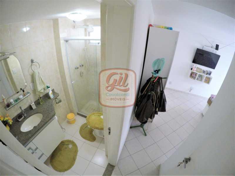 44f2045d-26c7-4f61-b04b-cda085 - Casa em Condomínio 3 quartos à venda Pechincha, Rio de Janeiro - R$ 500.000 - CS2555 - 15