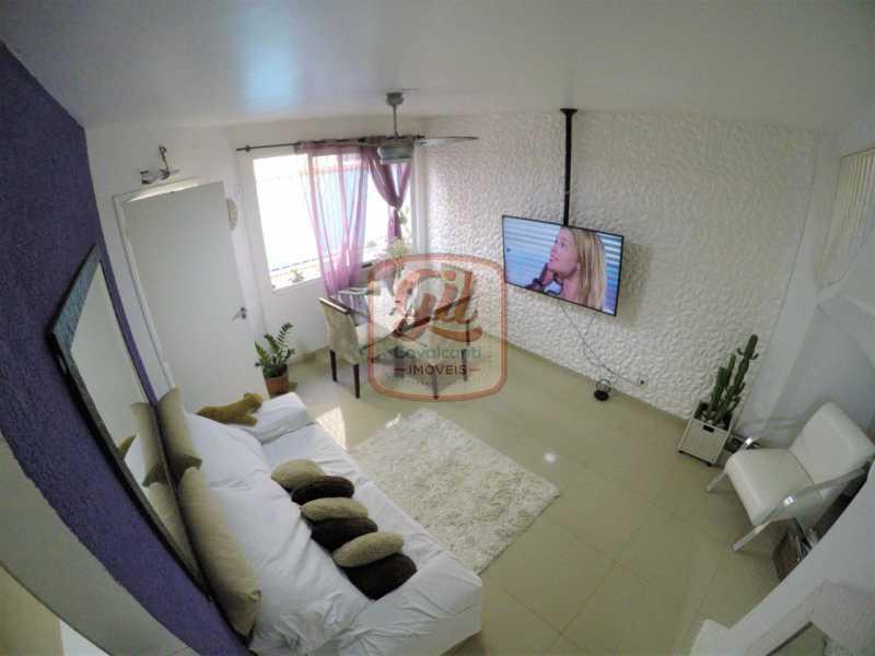 86fe5fb0-20fe-4e76-97dc-485e15 - Casa em Condomínio 3 quartos à venda Pechincha, Rio de Janeiro - R$ 500.000 - CS2555 - 4