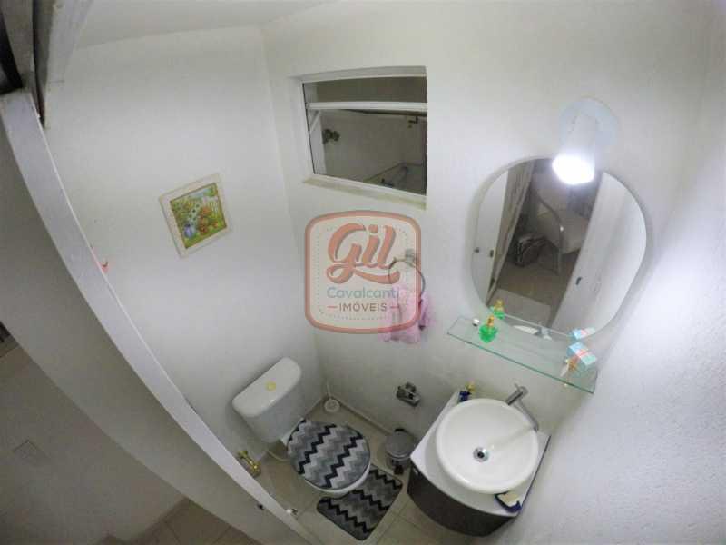 3390cbdd-71fb-43f1-99a4-c6dfee - Casa em Condomínio 3 quartos à venda Pechincha, Rio de Janeiro - R$ 500.000 - CS2555 - 9