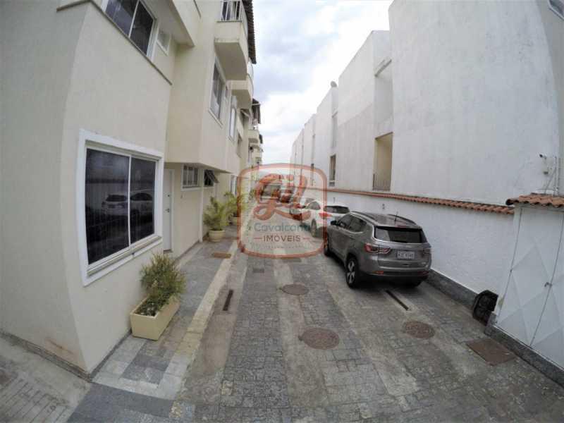 a04a43db-8f66-45a8-b19d-8f9657 - Casa em Condomínio 3 quartos à venda Pechincha, Rio de Janeiro - R$ 500.000 - CS2555 - 26