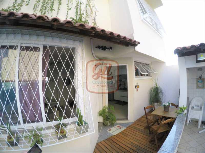 a4b9ae95-bb09-430e-9c75-b6c78c - Casa em Condomínio 3 quartos à venda Pechincha, Rio de Janeiro - R$ 500.000 - CS2555 - 1