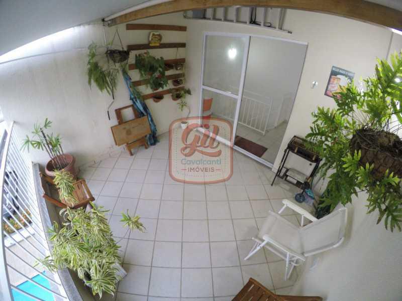a227e4f9-bb6f-4ae5-bf6e-fc6fae - Casa em Condomínio 3 quartos à venda Pechincha, Rio de Janeiro - R$ 500.000 - CS2555 - 22