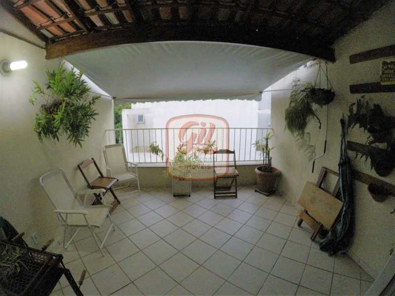 aa59af40-2b48-4e0a-bba8-12f1c5 - Casa em Condomínio 3 quartos à venda Pechincha, Rio de Janeiro - R$ 500.000 - CS2555 - 23
