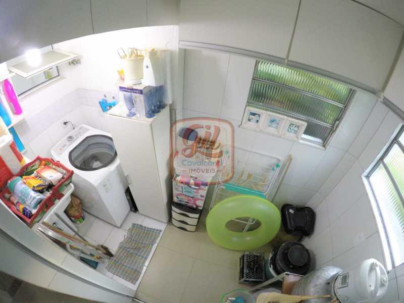 dc3d4433-1b6c-484d-b889-6cc677 - Casa em Condomínio 3 quartos à venda Pechincha, Rio de Janeiro - R$ 500.000 - CS2555 - 10