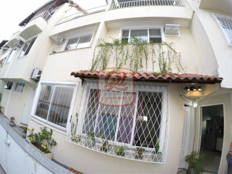 df4ebb79-4b42-4342-a158-7613c5 - Casa em Condomínio 3 quartos à venda Pechincha, Rio de Janeiro - R$ 500.000 - CS2555 - 24