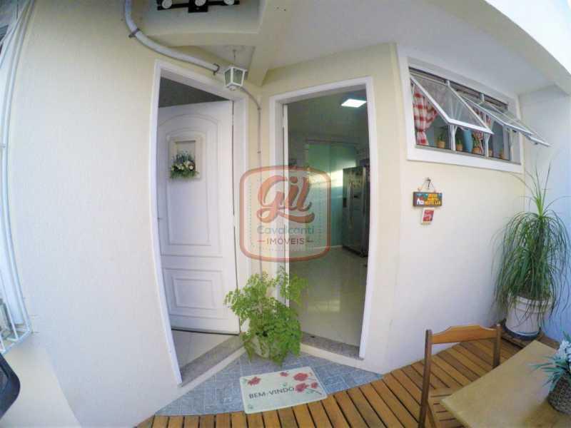 f3de83b4-f4c1-48f2-8e50-747b3f - Casa em Condomínio 3 quartos à venda Pechincha, Rio de Janeiro - R$ 500.000 - CS2555 - 3