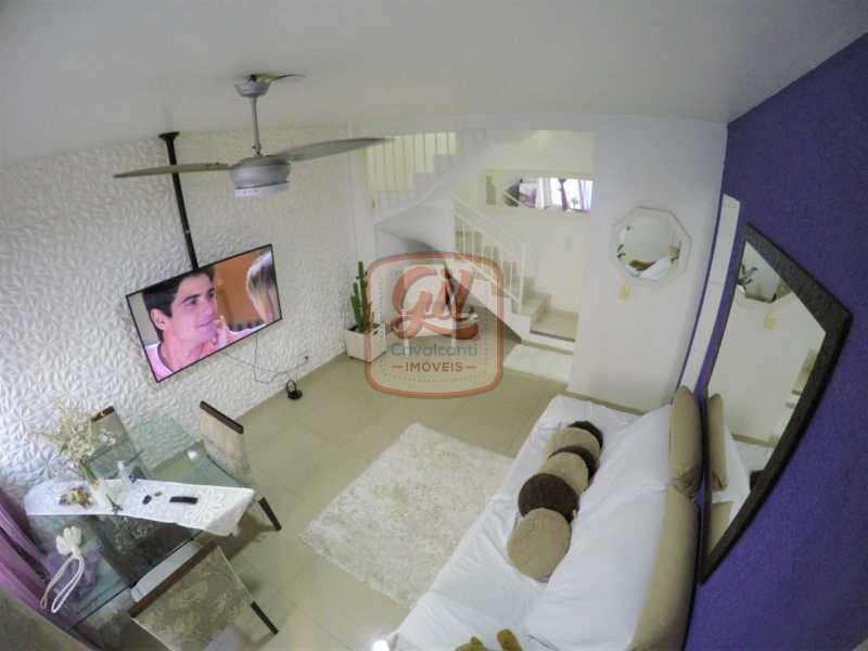 f8caf5d9-e236-4d37-abe8-f514b6 - Casa em Condomínio 3 quartos à venda Pechincha, Rio de Janeiro - R$ 500.000 - CS2555 - 5