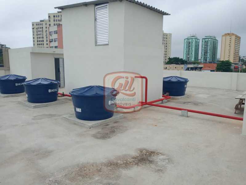 Predio Taquara 12. - Prédio 730m² à venda Tanque, Rio de Janeiro - R$ 3.000.000 - CM0128 - 22