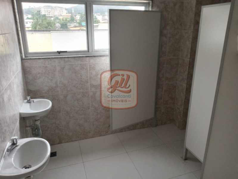 Predio Taquara 22. - Prédio 730m² à venda Tanque, Rio de Janeiro - R$ 3.000.000 - CM0128 - 24