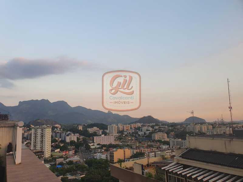 WhatsApp Image 2021-02-04 at 0 - Cobertura 2 quartos à venda Tanque, Rio de Janeiro - R$ 460.000 - CB0241 - 24