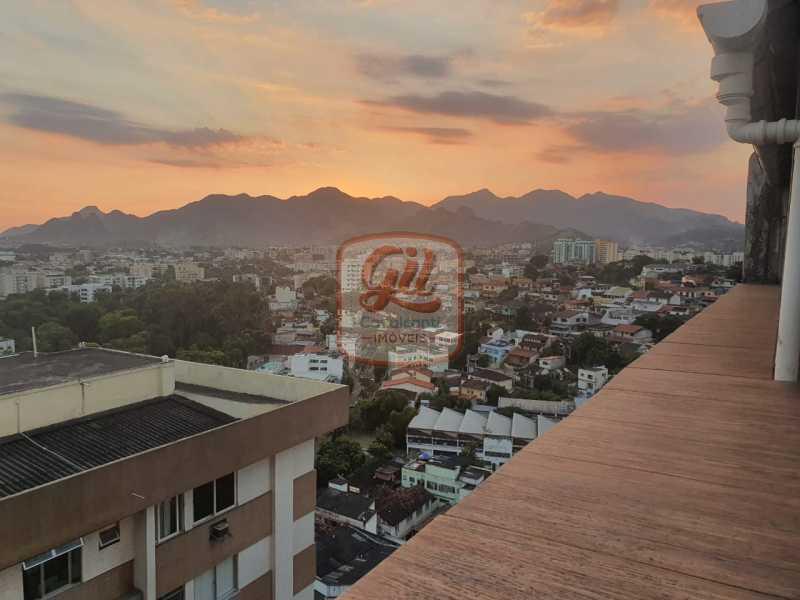 WhatsApp Image 2021-02-04 at 0 - Cobertura 2 quartos à venda Tanque, Rio de Janeiro - R$ 460.000 - CB0241 - 1
