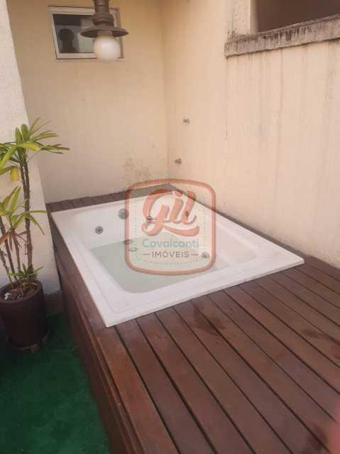WhatsApp Image 2021-02-04 at 0 - Cobertura 2 quartos à venda Tanque, Rio de Janeiro - R$ 460.000 - CB0241 - 26
