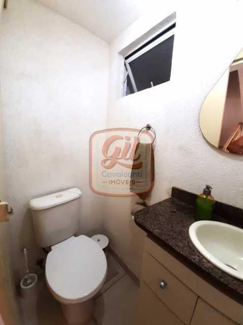 8f94c5df-1ca8-4a0c-ad6c-5350c8 - Casa em Condomínio 3 quartos à venda Pechincha, Rio de Janeiro - R$ 525.000 - CS2559 - 5