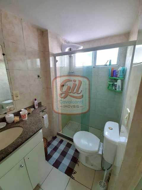 9c863650-3553-4a7a-9267-1517d1 - Casa em Condomínio 3 quartos à venda Pechincha, Rio de Janeiro - R$ 525.000 - CS2559 - 8