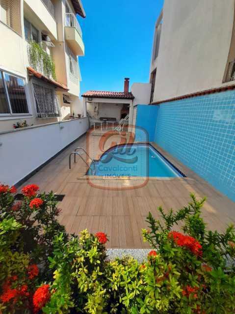 37fb7ceb-6ad7-4310-9e03-b5977e - Casa em Condomínio 3 quartos à venda Pechincha, Rio de Janeiro - R$ 525.000 - CS2559 - 1