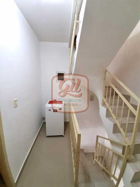 97ac1c72-40b9-4c5e-b4bb-8ccea9 - Casa em Condomínio 3 quartos à venda Pechincha, Rio de Janeiro - R$ 525.000 - CS2559 - 10