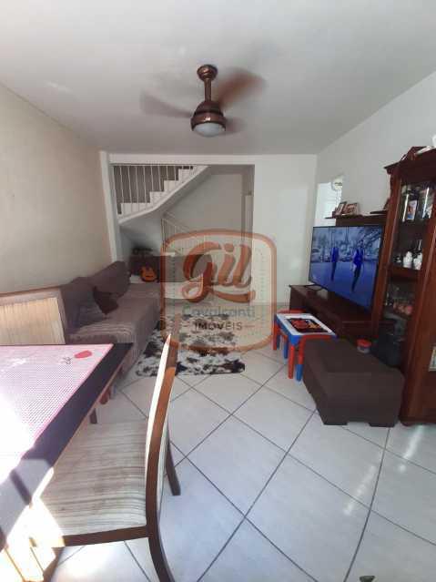 70782b52-3aeb-4881-b73c-022bd5 - Casa em Condomínio 3 quartos à venda Pechincha, Rio de Janeiro - R$ 525.000 - CS2559 - 3