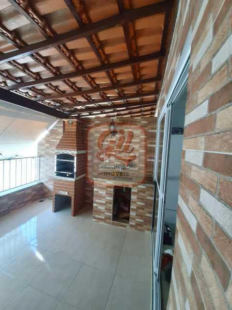 c0ca656a-a381-4e4e-96ce-698f5e - Casa em Condomínio 3 quartos à venda Pechincha, Rio de Janeiro - R$ 525.000 - CS2559 - 15