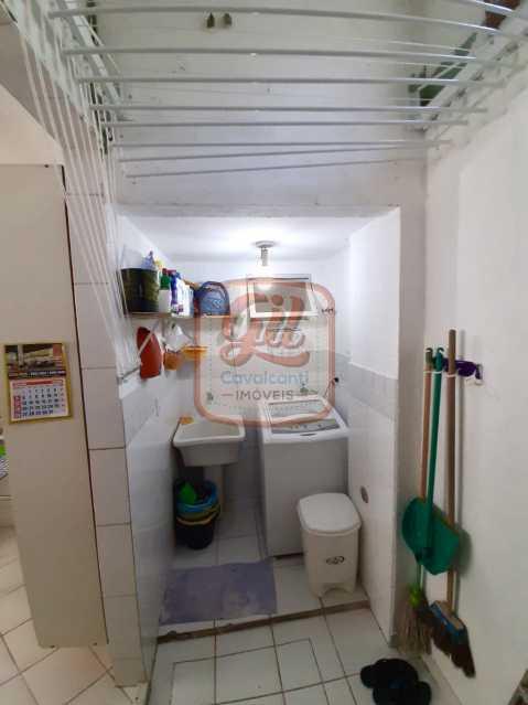 d4924507-eb6e-4e59-aa31-bd3d0f - Casa em Condomínio 3 quartos à venda Pechincha, Rio de Janeiro - R$ 525.000 - CS2559 - 6